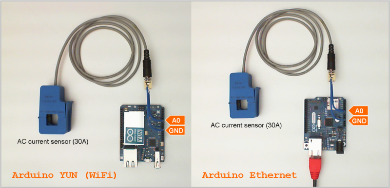 Ac Power Sensor : Power monitor nearwiki